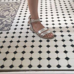Seychelles botanical sandals